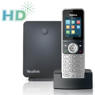 Teléfono IP Yealink W53P