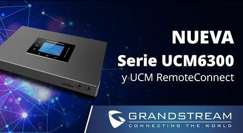 Nueva serie ucm6300
